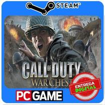 Call Of Duty Warchest Pc Steam Cd-key Cod War Chest