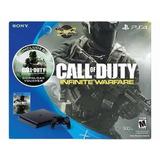 Playstation 4 Slim Ps4 Call Of Duty Bluray Bivolt Pronta Ent