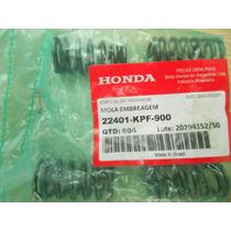 Kit Mola Embreagem Cb 300 Xre Todas C/4 Peças Original Honda