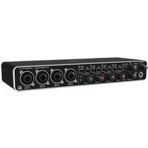 Interface De Audio Uphoria Umc404hd Behringer 2690