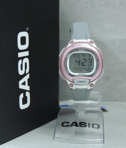 f1a220364b1 Relógio Casio Feminino Lw-203-8avdf Lançamento ( Nf)