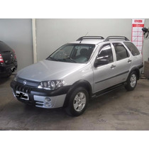 Fiat Palio Adventure Weekend 1.8 Mpi 8v Flex 4p Manual