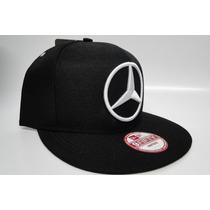 Boné Aba Reta Mercedes Benz - Boné Chapéu Mercedes Benz