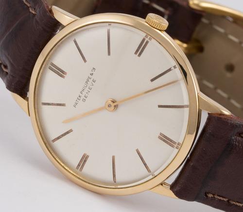 4272f4c4443 Relógio Patek Philippe Em Ouro 18k
