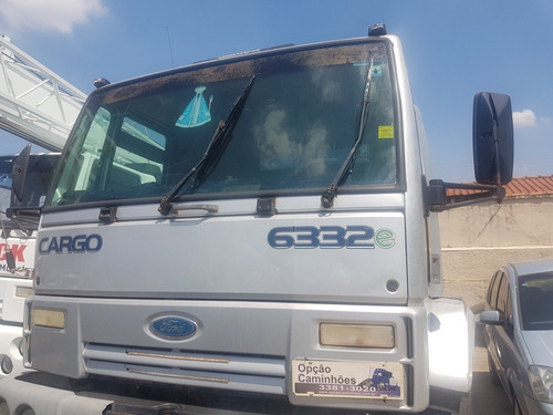 FORD CARGO 6332 6X4 CHASSI