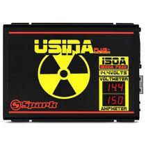 Fonte Automtiva Carregador Bateria Usina Plus+ 150a Bivolt