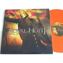 Royal Hunt Show Me How To Live Lp Kamelot Metallica Angra