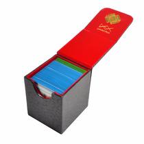 Dex Protection Deck Box Base Line Preto