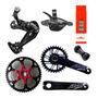 Kit Grupo Absolute 12v Completo Bike 1x12v Corrente Sunrace Original
