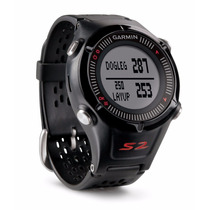 Relógio Com Gps Garmin Approach S2 Gps Golf