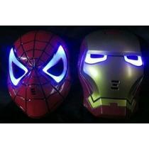 Mascara Vingadores