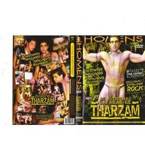 Dvd As Aventuras Safadas De Tarzan, Pornô Gay, Original