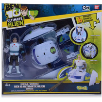 Ben 10 Ultimate Alien Vehicle - Nave Do Encanador