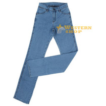 Calça Jeans Masculina Cowboy Cut Destroyer Clear - Tassa 145