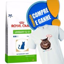 Ração Royal Canin Feline Veterinary Diet Urinary S/o - 7,5kg
