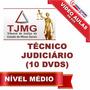 Concurso Tjmg Tribunal De Justi�a T�cnico Judici�rio Gran