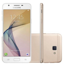 Smartphone Samsung Galaxy J5 Prime Dourado G570m Dual Chip