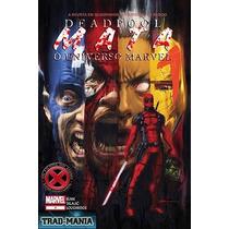 Marvel Hq Completo Digital Deadpool Mata O Universo