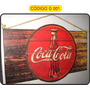 Quadros Rustico Coca-cola Duff Itaipava Jack Daniels Skol