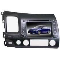 Central Multimidia Honda Civic Aikon Tv+gps+dvd