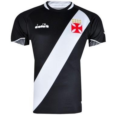 Camisa Vasco Jogo I 2018 Diadora Masculina 94ed4b196b0c0