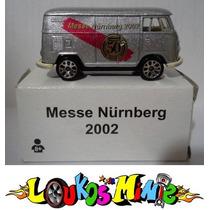 Matchbox Vw Delivery Van Kombi Messe Nurnberg 2002 1:64 Raro