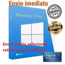 Windows10 Pro Key Serial Chave Licença Original Ativa Online
