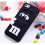 Capa Case Capinha Silicone 3d Mms Chocolates Iphone 6 6s