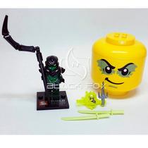 Ninja Go Ninjago Sluban Compatível Com Lego Modelo 1
