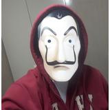 Máscara La Casa De Papel Salvador Dalí Macacão - Frete R$10