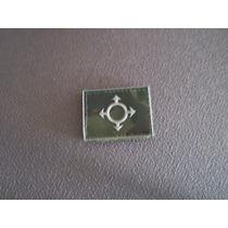 Distintivo Emborrachado De Gola Comunicações - Eb