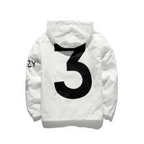 957bde51171 Jaqueta Corta Vento adidas Yeezy Kanye West Yeezus Y3 à venda em ...