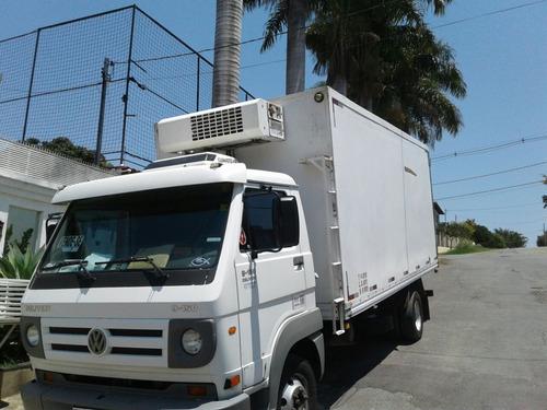 VOLKSWAGEM 9-150 4X2 ANO 2010/2010 BAÚ FRIGORÍFICO