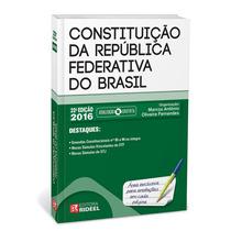 Constituição Federal (22ed/2016)