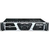 Amplificador De Potencia Staner Dpa1200 Na Cheiro De Musica
