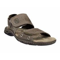 Sandália Masculina Pegada Cravo 30612-3 Snob Calçados