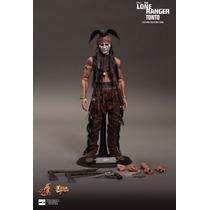 Hot Toys Tonto (the Lone Ranger) O Cavaleiro Solitário