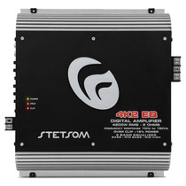 Modulo Stetsom 4k2 Eq Amplificador 4200w Rms Mono Digital