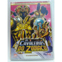 Dvd Os Cavaleiros Do Zodiaco Fase Santuário Vol 14