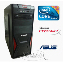 Cpu Gamer Core I5 Placa Mãe Asus 8gb Ram Hd 1tb Dvd Hdmi