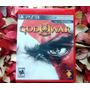 God Of War 3 - Mídia Física - Impecável - Playstation 3