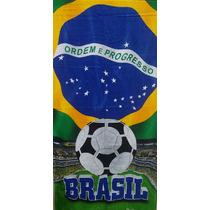Toalha De Banho Times De Futebol - Buettner