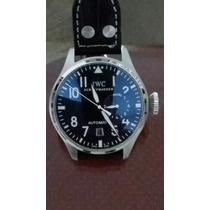 Relógio Iwc Big Pilot 46mm De Caixa - Automático