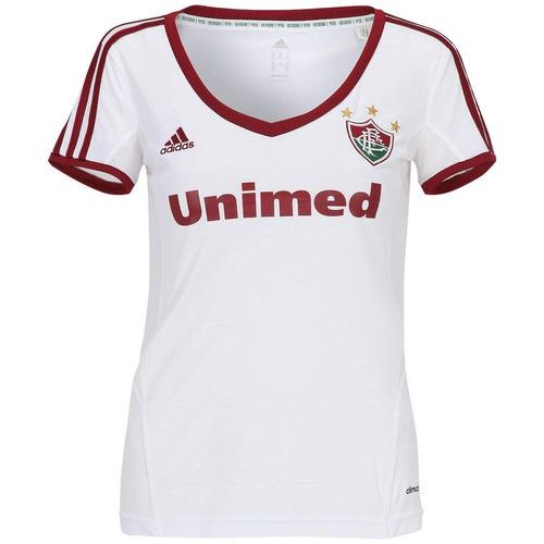 Fluminense Feminina adidas Oficial 2013 + Frete Grátis 8fa7377f80a2c