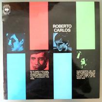 Roberto Carlos - 1º Lp Edição Espanhola - Muito Raro - Orig.