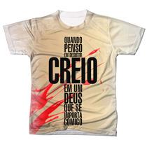 Busca camisetas evangelicas com os melhores preços do Brasil ... 61cf8155adf