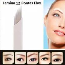 Laminas Tebori Micro Agulha 11flex, 14flex, 12hard, 14 Hard