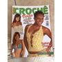 Revista Moda Crochê Verão 4 Quitéria Chagas Body Top Vestido