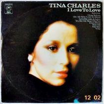 Tina Charles (i Love To Love) Vinil 1976