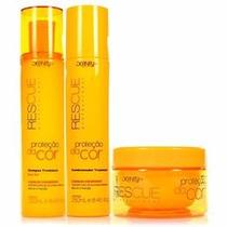 Home Care Rescue - Kit Proteção Da Cor - Definity Hair